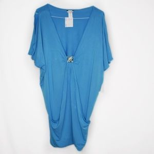 tRINA tURk  Swimsuit Cover up size L